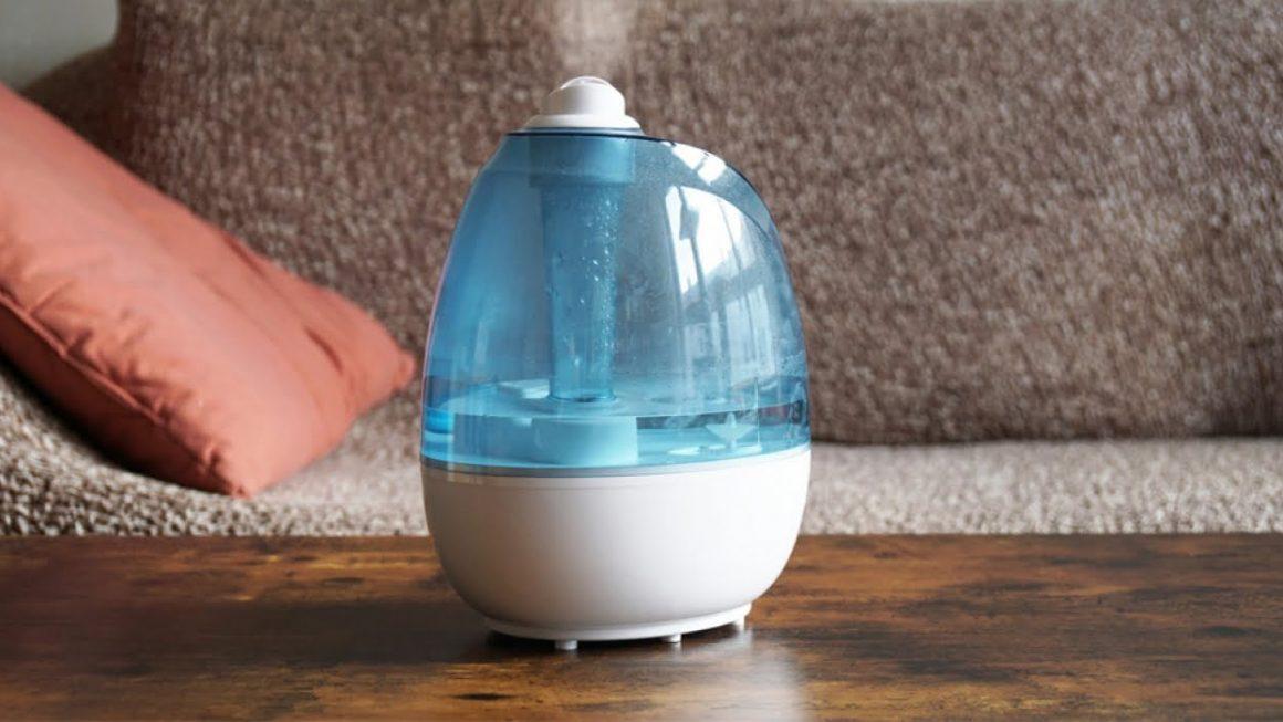Purificateur d'air ou humidificateur