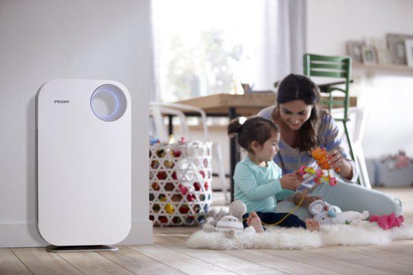 Un purificateur d'air est-il nécessaire dans la chambre du bébé