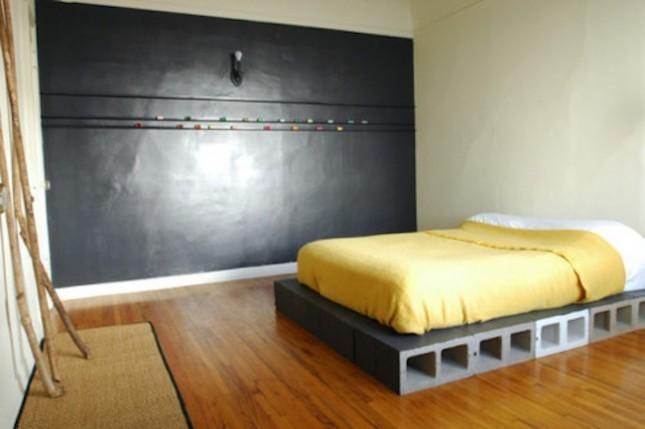 construire un lit maison