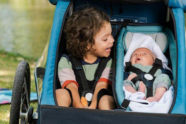 Comment transporter son bébé à vélo au quotidien