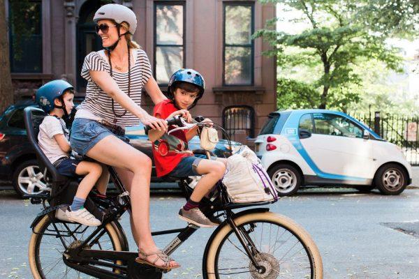 Le bon siège vélo pour enfant