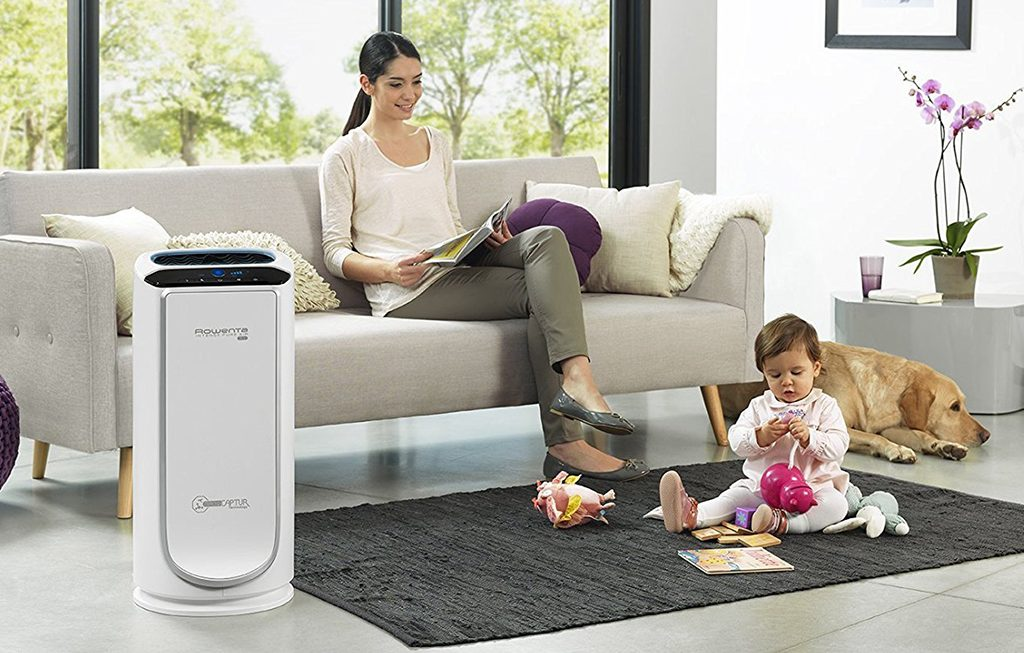Purificateur d'air bébé
