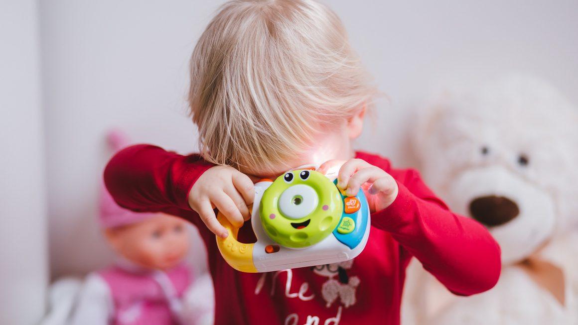 Offrir un appareil photo pour enfants pour immortaliser les meilleurs moments de leur vie !